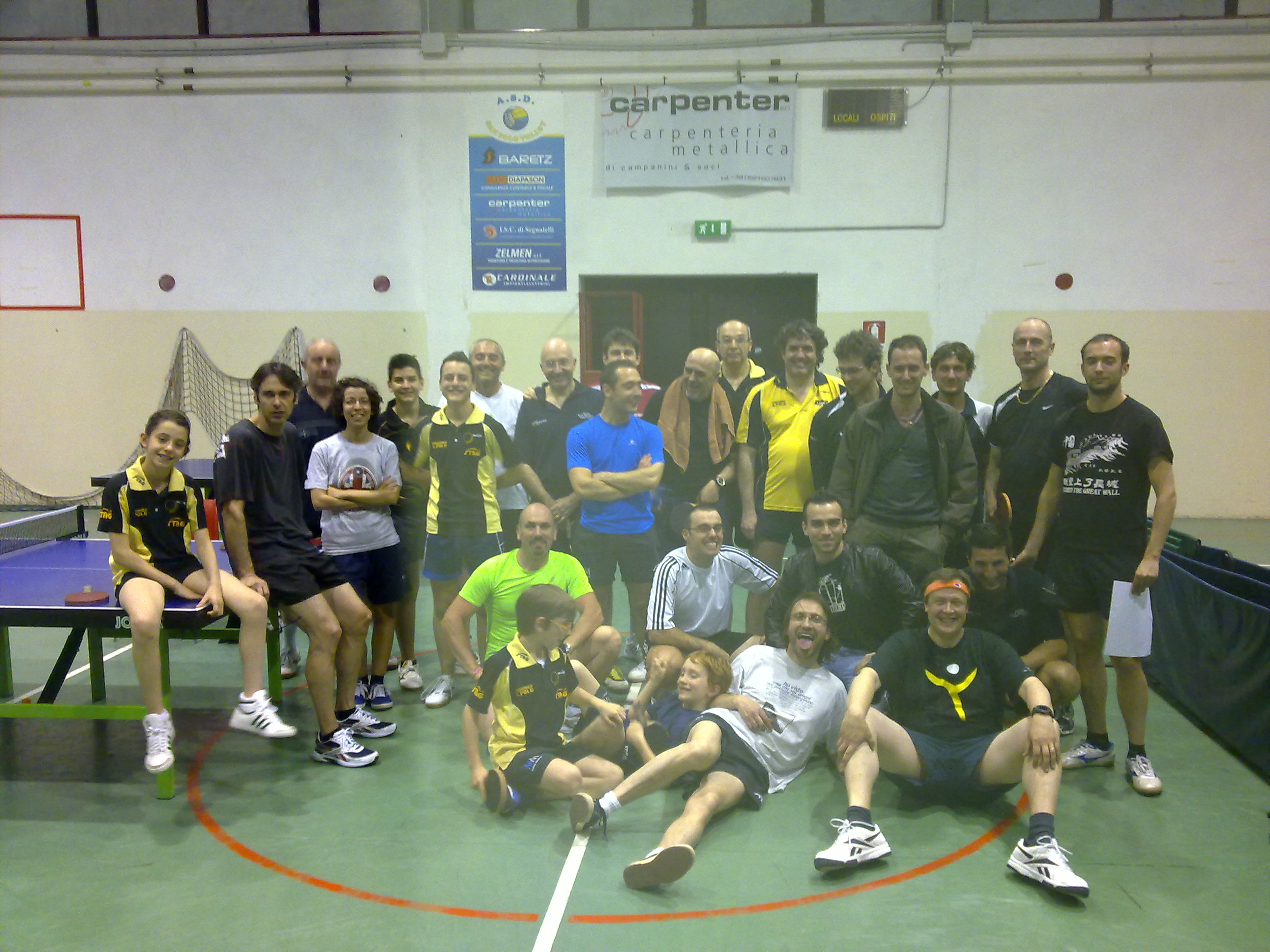 Torneo Sociale 2012