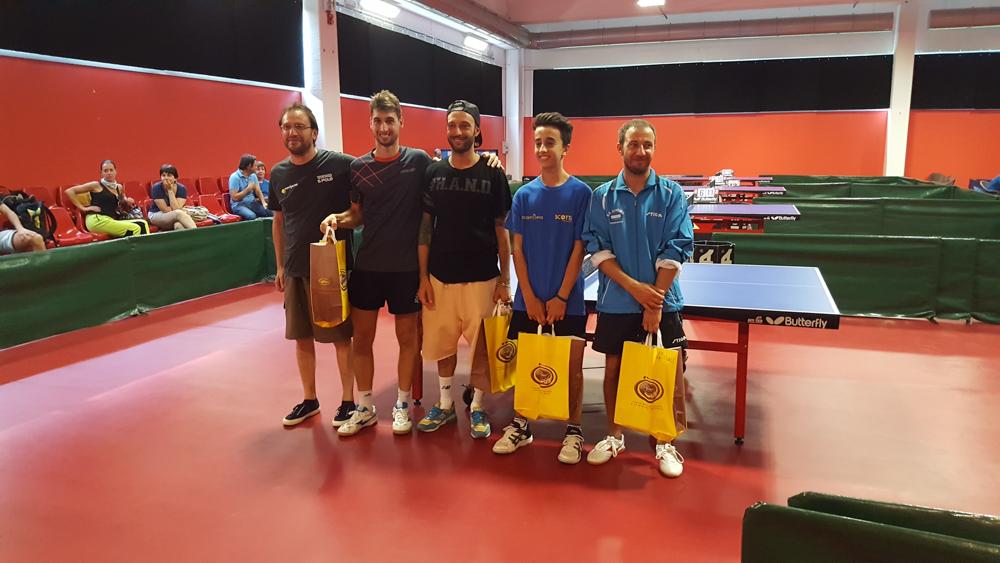Torneo Open Settembre 2016