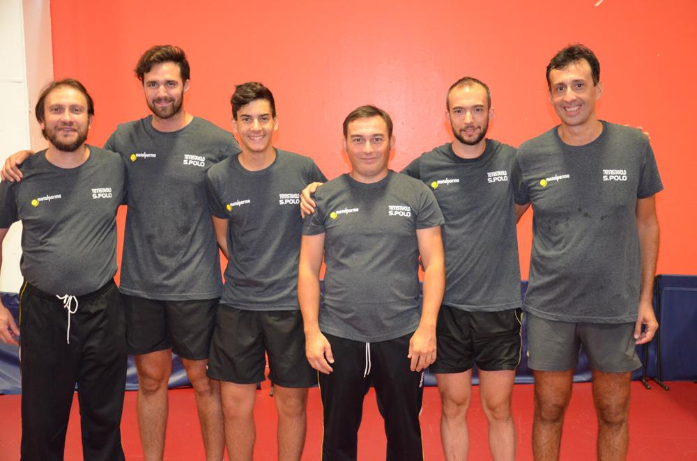 Metalparma San Polo promosso in Serie A2