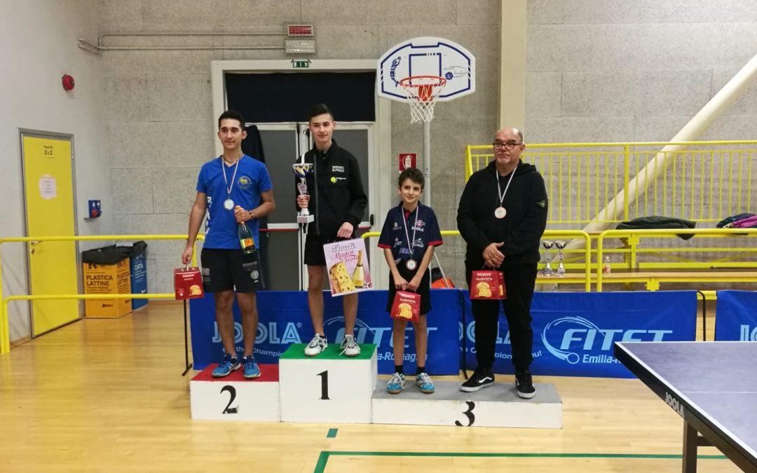 Matteo Pomelli campione regionale 6 Cat