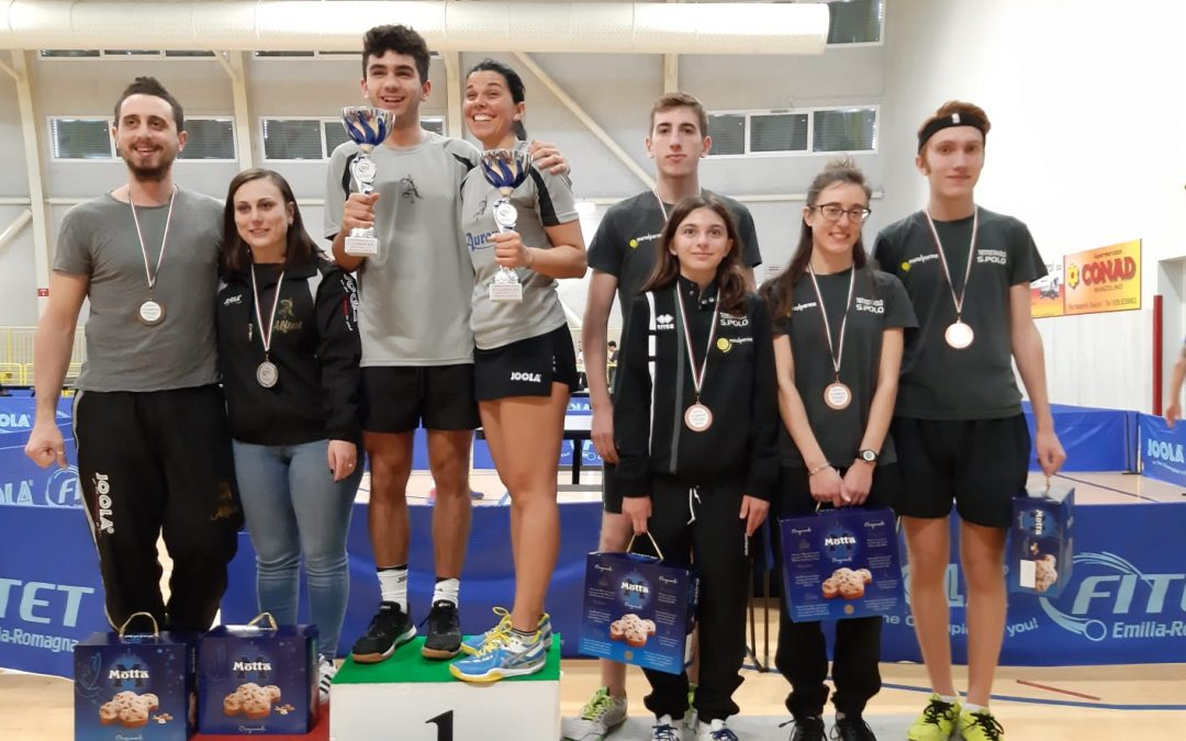 Campionati Regionali 3a Categoria e Assoluto: i risultati