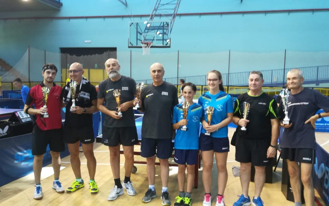 Rossi vince Open 5 Categoria di Novara