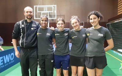 Serie C Femminile: TT San Polo a punteggio pieno!