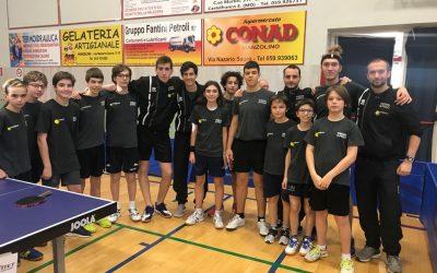 Ultimo Torneo Regionale Giovanile di Qualificazione ai Campionati Italiani