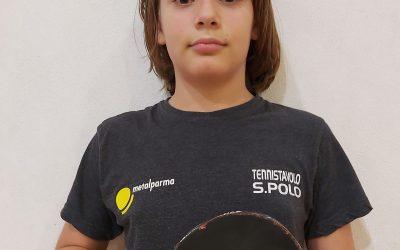 Nicola Caleffi Terzo al Torneo Regionale di 6a Categoria