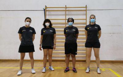 Terzo concentramento Serie B Femmine e Secondo Torneo Regionale Giovanile