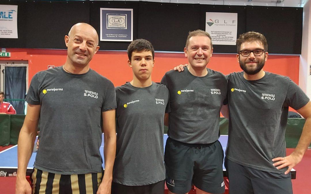 Ripresa dei Campionati a Squadre – 1a Giornata di Ritorno
