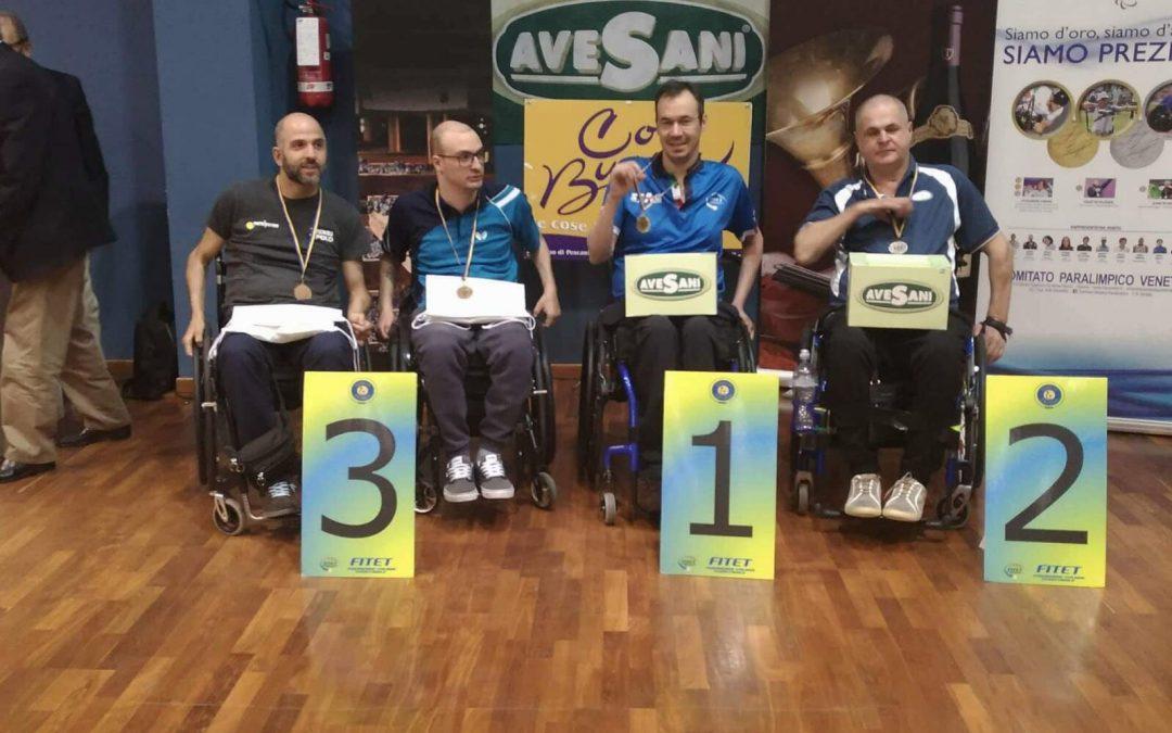 Tornei Nazionali Giovanile, Paralimpico e Serie A2 Veterani