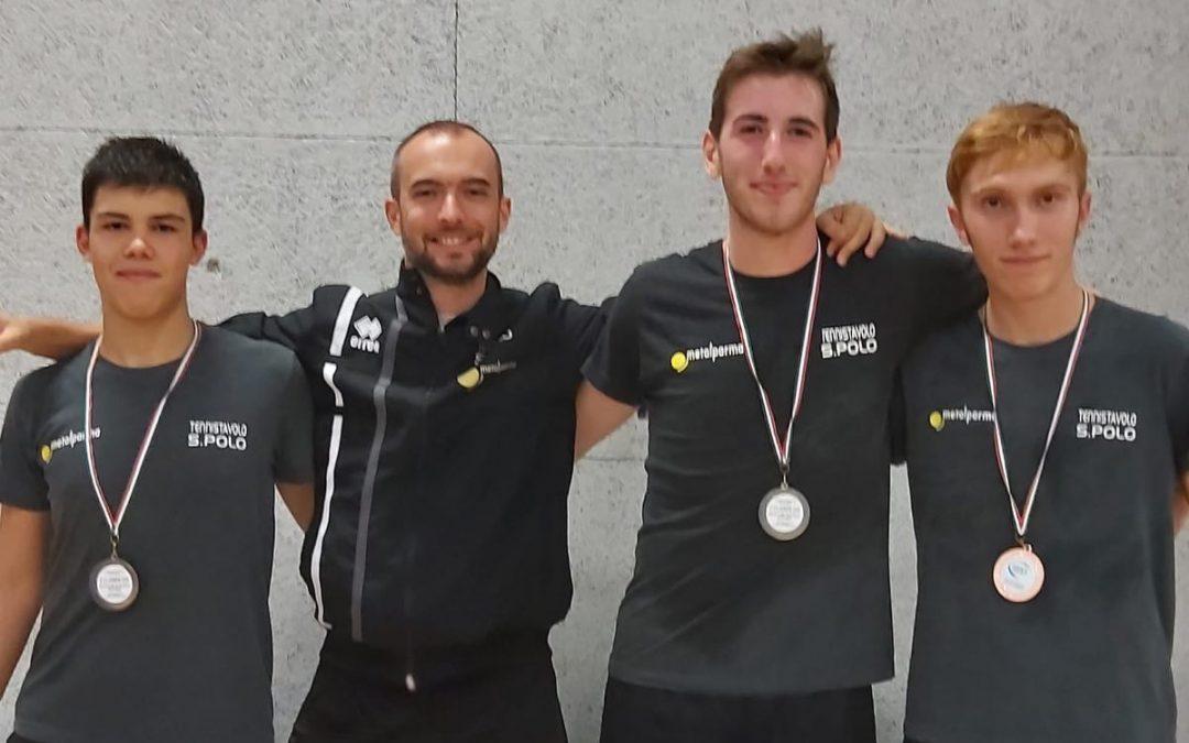 1° Torneo Regionale Giovanile 2019-20