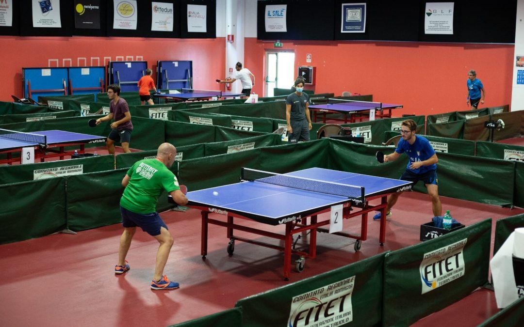 Ripartono i corsi di Ping-Pong!