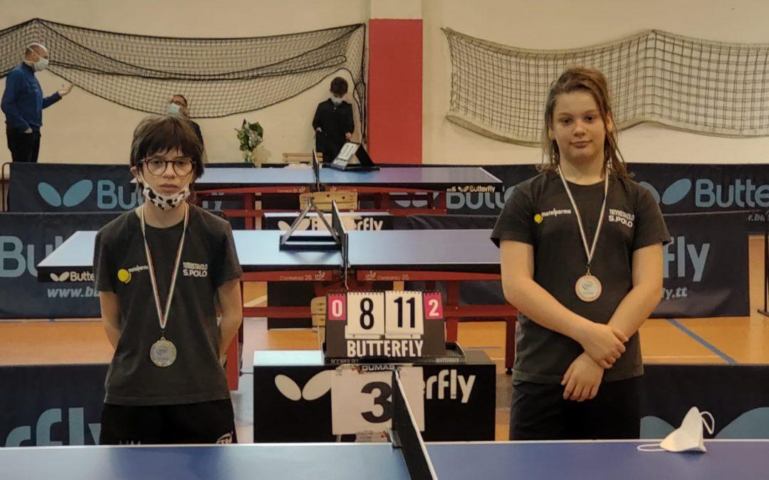 Un oro e due bronzi ai Campionati Regionali Giovanili